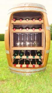 Weinfassregal_exklusiv_Ablage